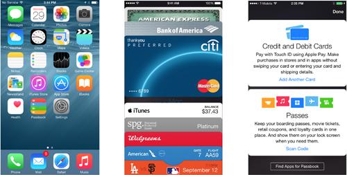 apple pay uygulaması_ekran görüntüsü