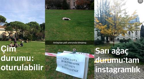 boğaziçi üniversitesi_snapchat paylaşımı-