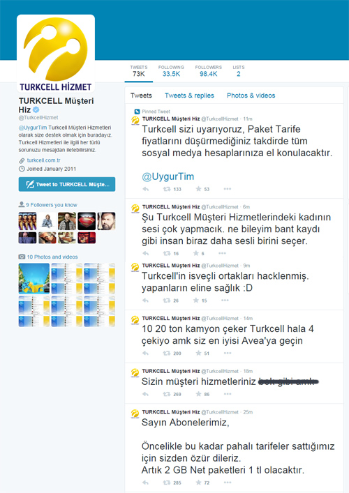 Turkcell De Hacklendi Digital Age
