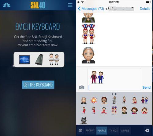 SNL40_Emojis