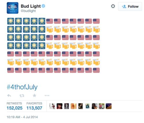 bud-light-emoji-tweet