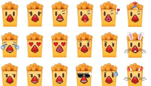 burker king emoji