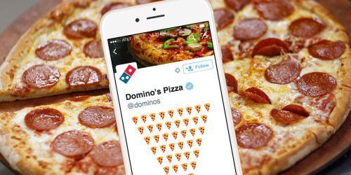 dominos pizza emoji