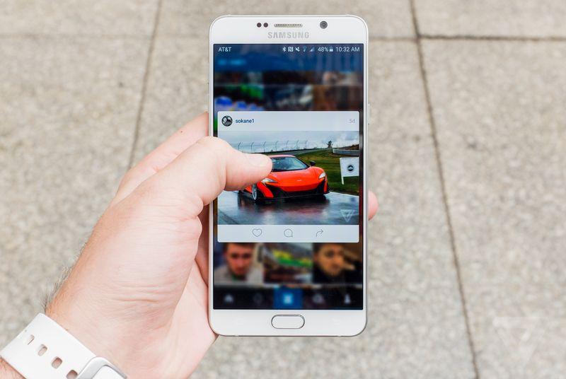 Instagram ile 3D Touch Android'e geliyor