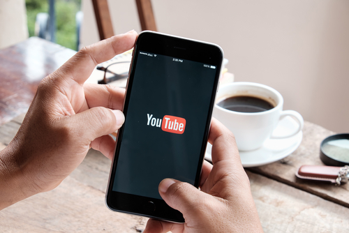 youtube fatura