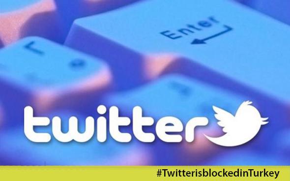 twitter erişim engeli