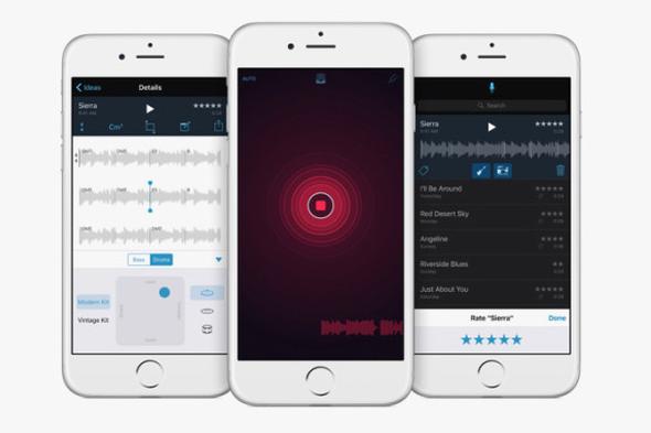 Apple, Music Memos uygulamasını tanıttı!